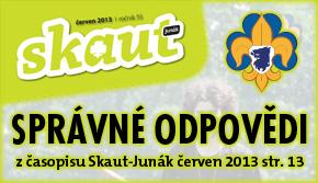 Skaut-Junák - Buď připraven na pověry